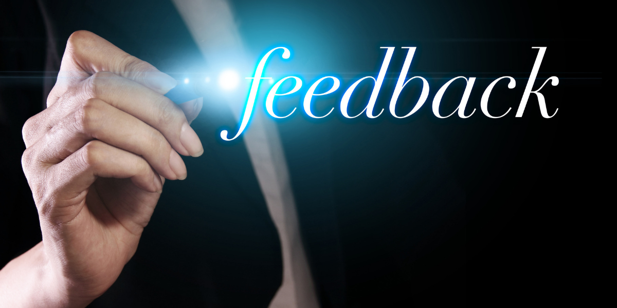 6 Steps to Receiving Feedback with Grace - Rosalie Chamberlain